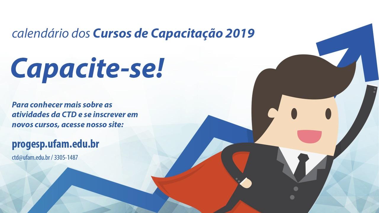 Calendário de Cursos 2019/2