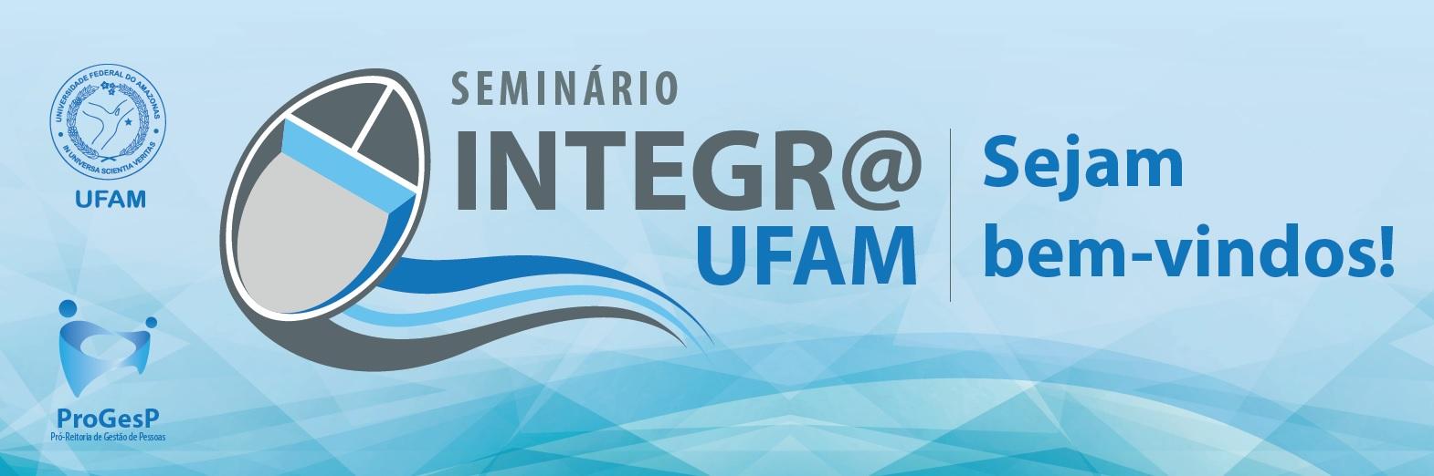 XIII Seminário Integr@ UFAM 2019