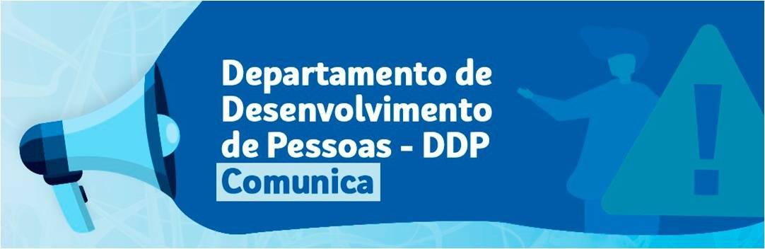 Departamento de Desenvolvimento de Pessoas - COMUNICA!
