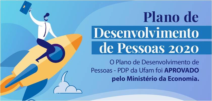 Plano de Desenvolvimento de Pessoas 2020 - Aprovado!
